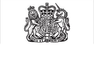 The legislation stamp, crest