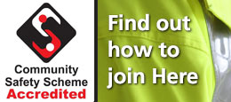 Community Safety Accreditation Scheme find out how to join