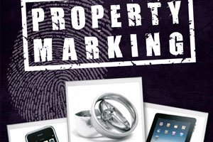 Property marking