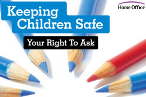 Keeping child safe document cover