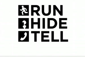 Run hide tell