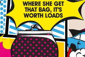 Where she get that bag? its worth loads