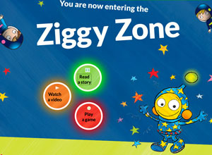 Ziggy zone general safety advice for the very young