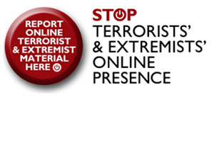Stop Terrorists & Extremists Online Presence