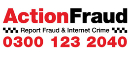 Action Fraud - Report Fraud & Internet Crime 0300 123 2040