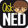 Non-Emergency Directory NED logo