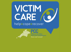 PCC Victim care unit logo