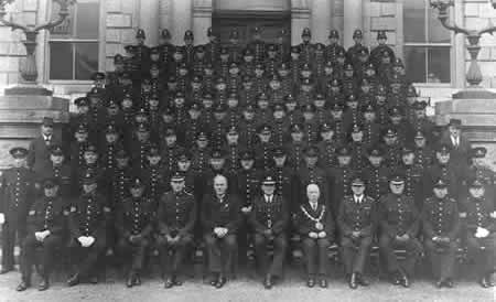 Penzance Borough Police 1941