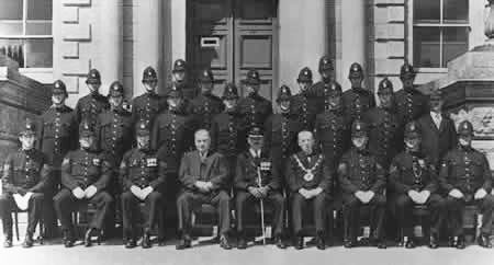 Penzance Borough Police July 1939