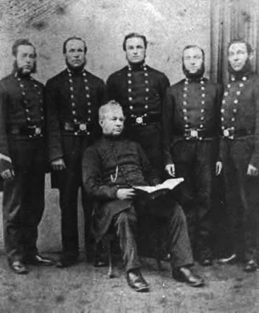 Truro Borough Police 1870