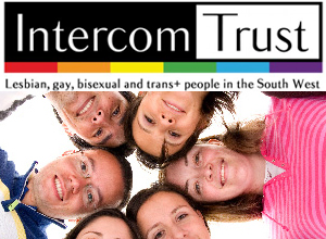 intercomm trust logo and some happy faces