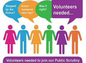 Stopped by the Police? Know someone who has, was it right, Volunteers needed