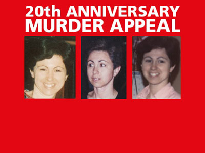 20th Anniversary Murder Appeal